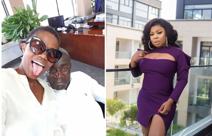 Afia Schwar Claims Mzbel Once Begged Her To Sleep With Kofi Amoabeng