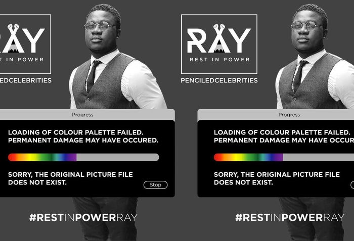 JUST IN: Penciled Celebrities' Star, Ray Styles, Has Been Confirmed Dead