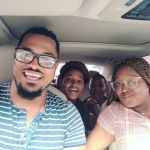 Van Vicker Reveals He Married His Wife When He Had Nothing, Working Hand To Mouth And Living In A Small Rented Apartment