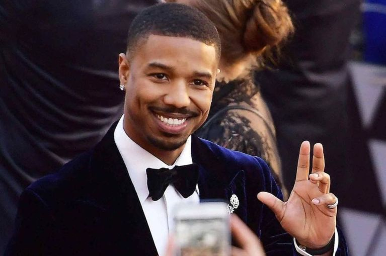 Black Panther Star, Michael B. Jordan Named As PEOPLE's Sexiest Man Alive