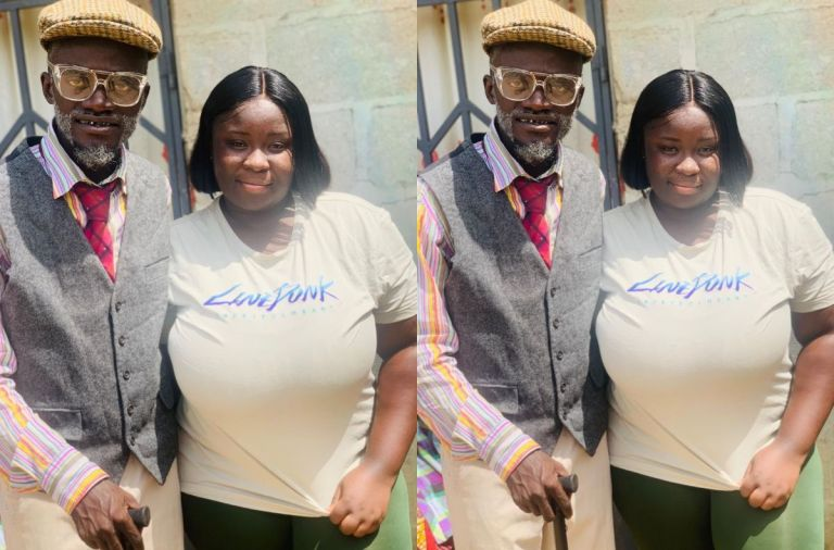 New Photos Of Maame Serwaa Prove She Has Grown Fat At The Right Places