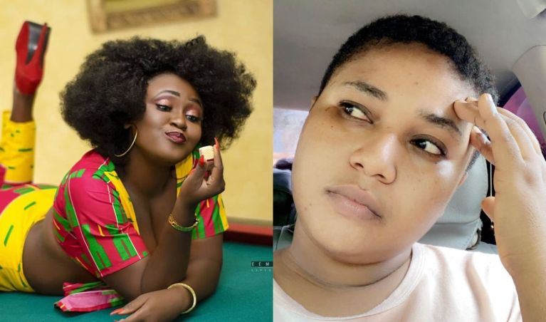 VIDEO: Xandy Kamel Who Capitalized On Drama To Get Her Celebrity Tag Is Now Running Away From Drama