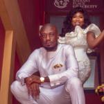 Funny Face Drops Bombshell - Claims Victoria Lebene's Husband, Eugene Osafo Nkansah, Has A Secret Baby Mama