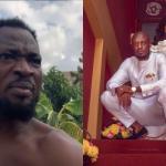 Funny Face Claims Victoria Lebene Is Cheating On Her Husband, Eugene Osafo Nkansah