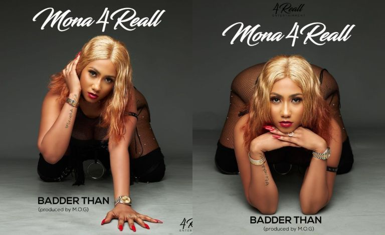 """Hajia4Reall Drops Visuals For Her Debut Single """"Badder Than"""" Featuring Efia Odo And Other Slay Queens"""