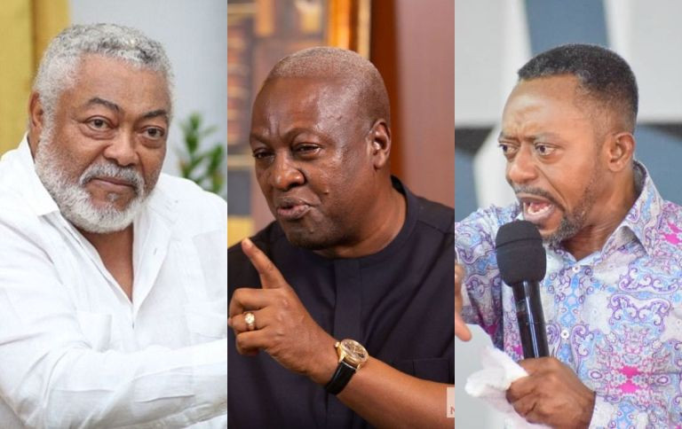 VIDEO: Rev Owusu Bempah Claims The NDC And John Mahama Are Deeply Involved In The Death Of Rawlings