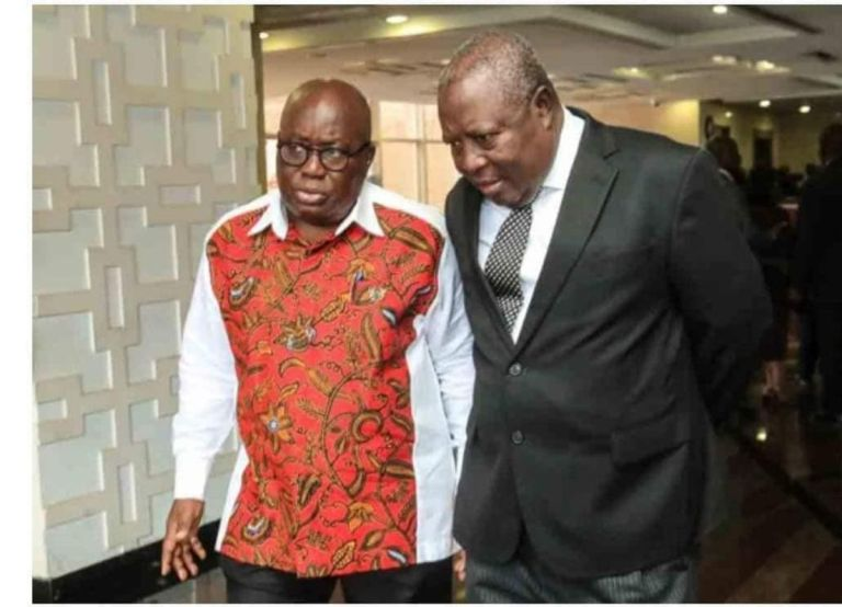 "Martin Amidu Exposes President Akufo-Addo As The ""Mother Serpent Of Corruption"""