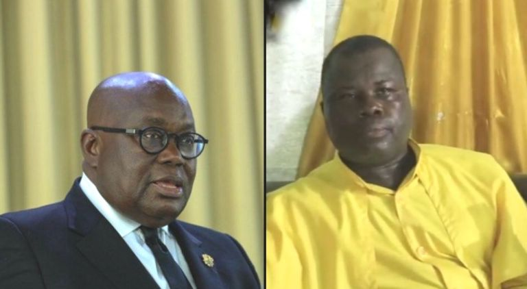 VIDEO: Ghanaian Prophet Claims President Akufo-Addo Will Die Before The Elections If He Fails To Answer His Calls By Wednesday