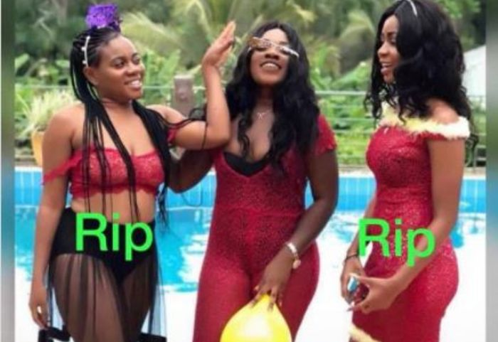 PHOTOS: Ghanaian Girl Dies 4 Days After Visiting Her Friend's Grave