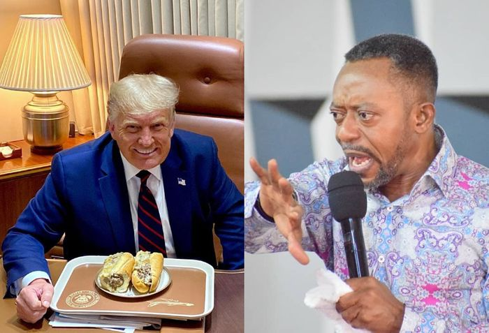 AUDIO: Reverend Owusu Bempah Says President Donald Trump Is Winning The US 2020 Elections