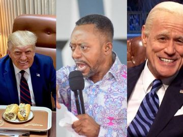 VIDEO: Rev Owusu Bempah, After His Failed Prophecy About The US Elections, Is Now Cursing People For Trolling Him
