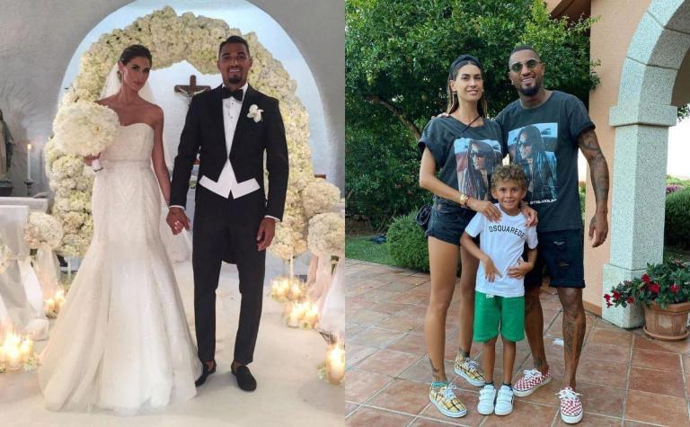 Former Ghanaian Footballer, Kevin Prince Boateng Has Divorced His Wife, Melissa Sata