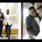 Sarkodie's Manager, Angelo, Tags Him As The Ruler Of Ghana Music In New Photos