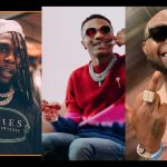 VIDEO: Wizkid Never Gave A Hoot About Davido And Burna Boy During Their Fight As He Was Seen Unconcerned And Sipping Champagne