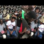PHOTOS: Fameye And Ogidi Brown Clash At Antoa - Meet With Elders To Settle The Case