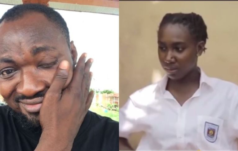 VIDEO: Funny Face Begs His Baby Mama To Come Back To Him After Disgracing Her On Social Media