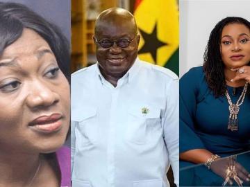 Former EC Boss, Charlotte Osei, Speaks After Jean Mensa Declared Akufo-Addo As Winner Of The 2020 Presidential Election