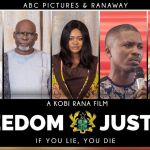 "Actress Kafui Danku's ""Freedom And Justice"" Movie Banned From Showing In Ghana After Selling 2,154 Tickets"