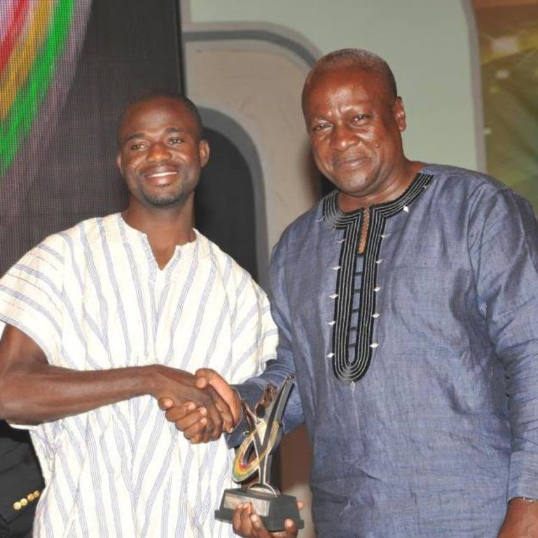 Manasseh Azure Awuni Consoles John Mahama After The Media Projected Akufo-Addo As Winner Of The 2020 Presidential Election