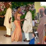 Here Are Photos And Videos From President Akufo-Addo's Executive Secretary, Nana Asante Bediatuo's Lavish Marriage Ceremony With 2nd Wife, Mary Adetola