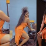 VIDEO: Actress Salma Mumin For The First Time Shakes What Her Mama Gave Her For The Cameras
