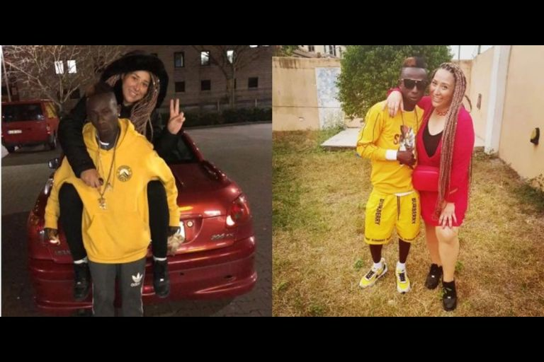 Wedding Invitation Card Of Patapaa And His German Girlfriend Pops Up - Details