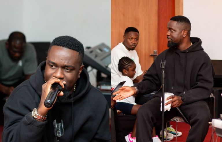Sarkodie Only Socializes And Acts Friendly When Rapperholic Concert Is Near