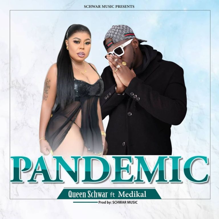 """Another Pandemic Is Loading As Medikal And Afia Schwar Are Set To Release A Song Titled """"Pandemic"""""""