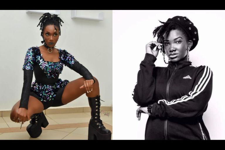 Wendy Shay Finally Reveals Why She's Copying Late Ebony Reigns' Looks