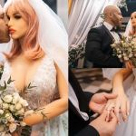 PHOTOS: Bodybuilder Marries His Sex Doll In A Colourful Traditional Marriage Ceremony