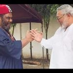 "VIDEO: ""Death Is The Ultimate Destiny Of Man"" - Pete Edochie Pays Tribute To Jerry John Rawlings"