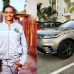 19-year-old Ghanaian Boy Buys A $42,000 Range Rover Velar For Stonebwoy's Ayisha Modi