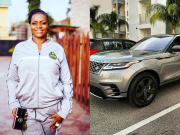 19-year-old Ghanaian Boy Buys A $42,000 Range Rover Velar For Stonebwoy's Ayisha Modi