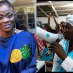 VIDEO: Diana Asamoah Tells Gospel Musicians To Slap Cecilia Marfo Anytime She Tries To Embarrass Them In Public