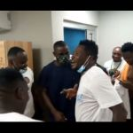 Asamoah Gyan Fumes After A Fan Asked Whether He Was Signed By Legon Cities FC To Play Football Or As Jama Leader