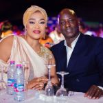 PHOTO: Actress Kalsoume And Husband, Anthony Baffoe, Welcome A Set Of Twins?