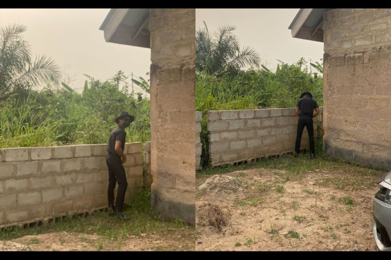 PHOTOS: Joey B Captures KiDi On Camera Urinating On A Wall And Posts On Twitter