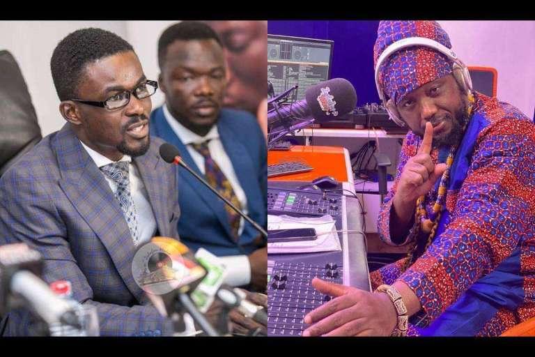 VIDEO: Blakk Rasta Reveals How Much NAM1 Paid Him Monthly As A Presenter At Zylofon FM