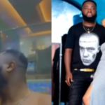 Watch The Video Of Nana Ama McBrown And Her Husband Kissing And Chilling In A Swimming Pool