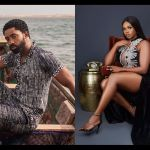 Waje Announces Her Romantic Relationship With RnB Singer, Ric Hassani In A Lovely Photo