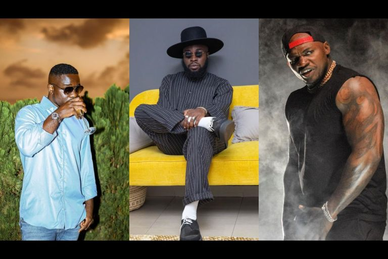 "Sarkodie Trash-talks Ghanaian Rappers Including His Nightmare, M.anifest, In New Song With Khaligraph Jones Titled ""Wavy"""