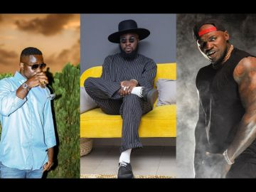 """Sarkodie Trash-talks Ghanaian Rappers Including His Nightmare, M.anifest, In New Song With Khaligraph Jones Titled """"Wavy"""""""