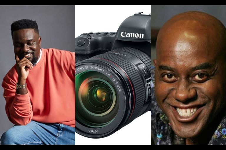 Delusional Member Of SarkNation Says He's Posting Sarkodie's Photos Till He Buys Him A Canon 6D Mark II Camera Worth $1,300