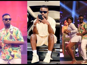 Sarkodie's Lookalike Appears On TV3 Date Rush To Find Love