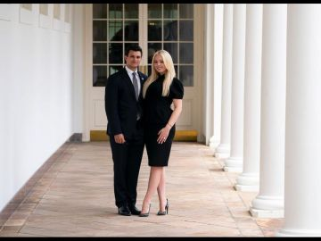 Donald Trump's Daughter, Tiffany, Announces Engagement To 23-year-old Businessman Who Grew Up In Nigeria