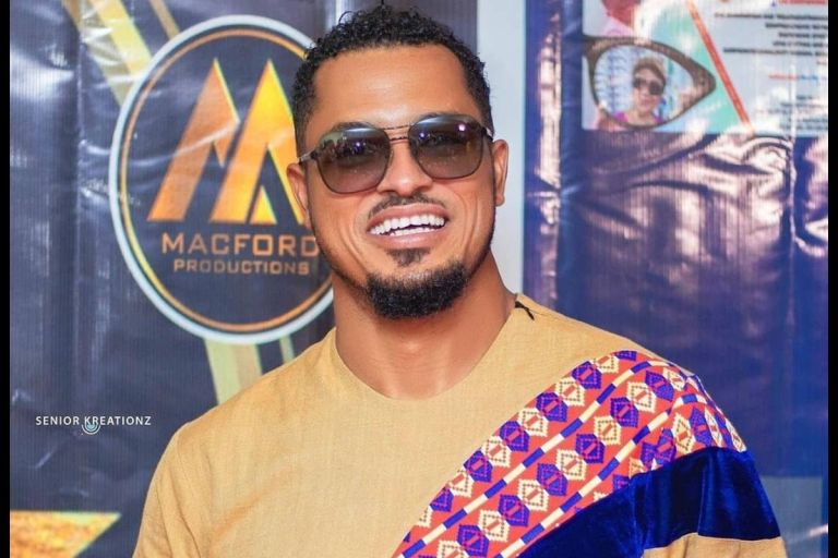 VIDEO: Van Vicker Reveals The Actress He Enjoys Kissing In Movies