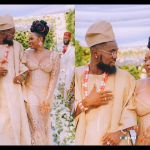 PHOTOS: Patoranking Marries Yemi Alade In Colourful Traditional Ceremony?