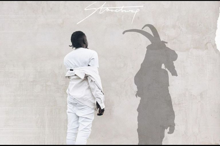 Stonebwoy Gets People Talking With His Baphomet Sort Of Cover Art For His First 2021 Single Titled '1GAD'