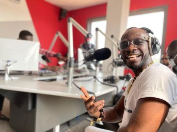 Okyeame Kwame Claims There's No Heaven And Hell