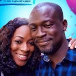 Eugene Arhin's Wife, Gloria Arhin, Claims He Once Smooched A Side-chick In The Presence Of Their Kids
